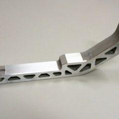 robot part, aluminum